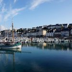Audierne Finistere Brittany France