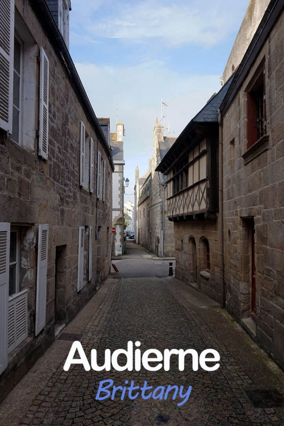 Audierne Brittany