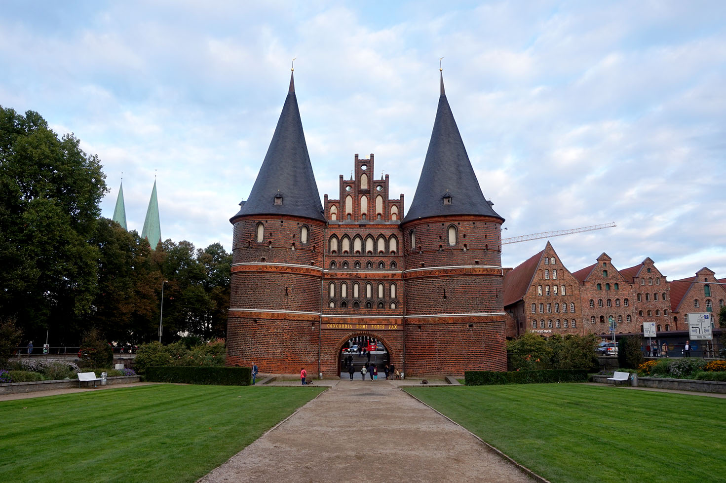 Cities of the Hanseatic League Lubeck