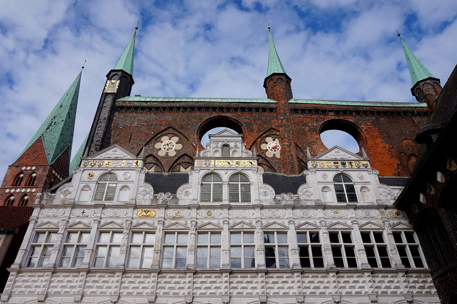 Lubeck - Town Hall