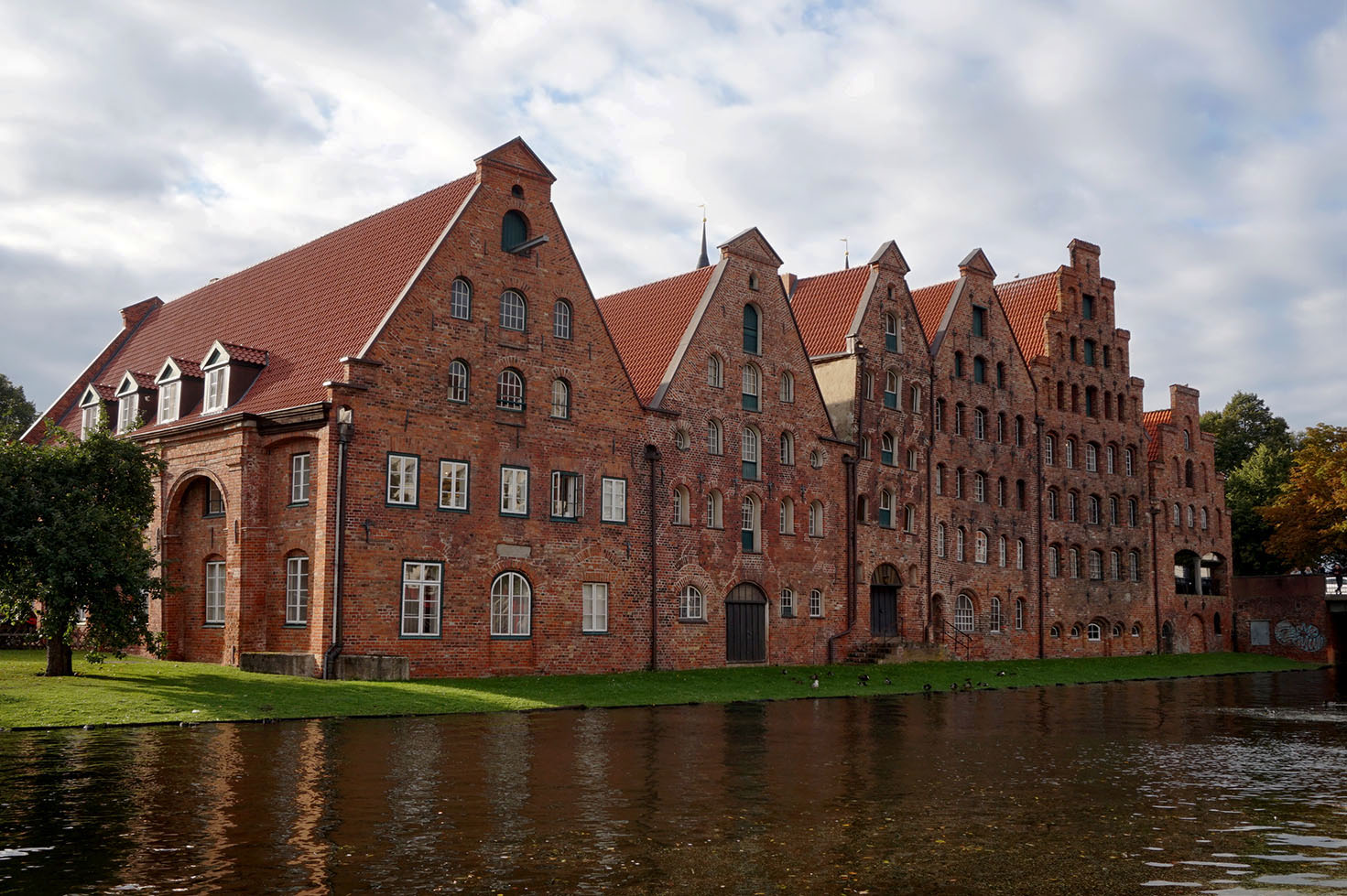 Lubeck - Old Warehouses