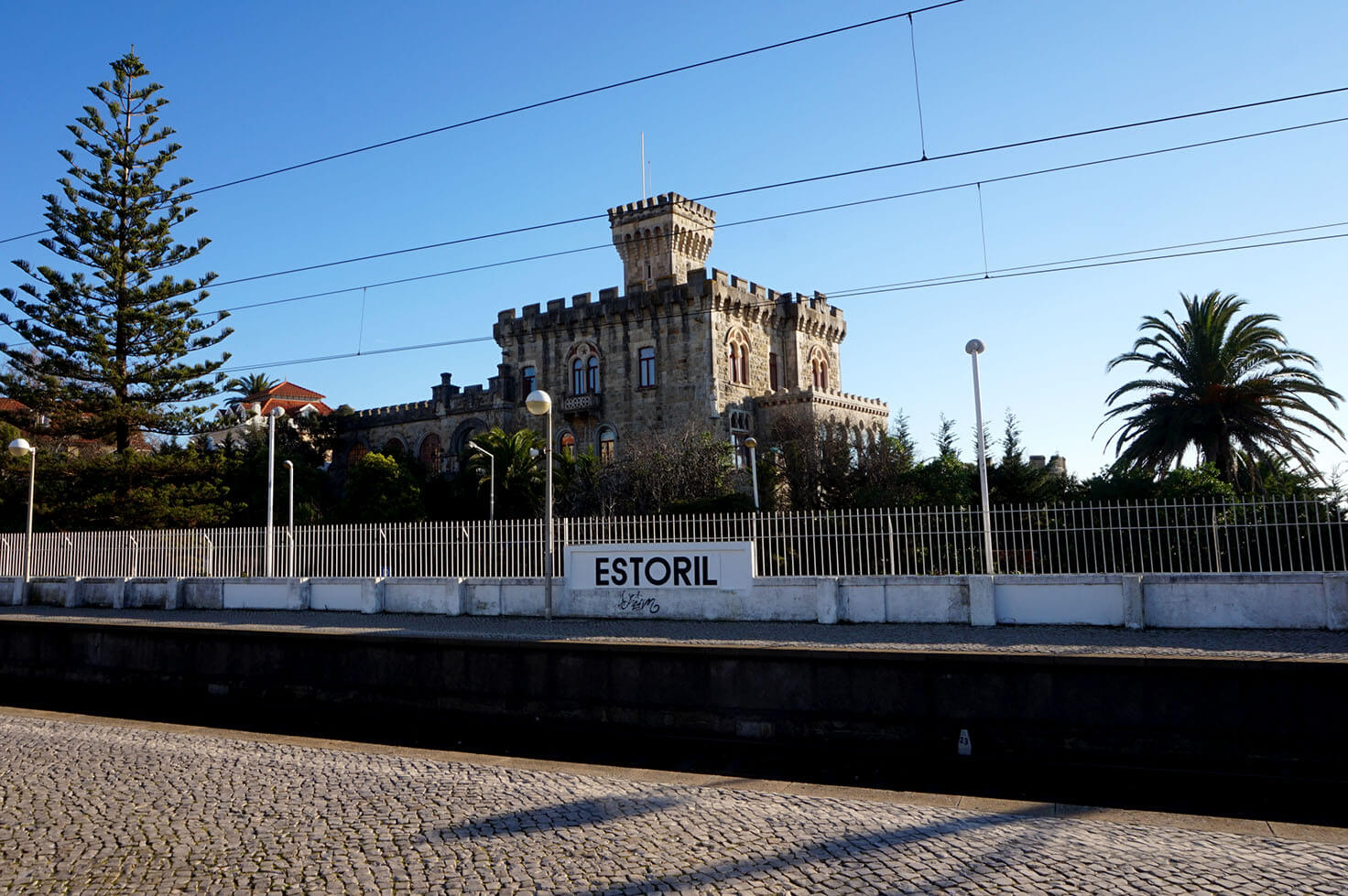 Getting to Cascais