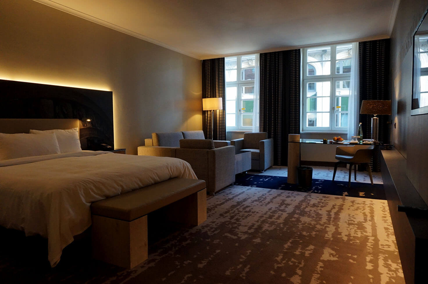 Renaisaance - one of the best hotels in Hamburg